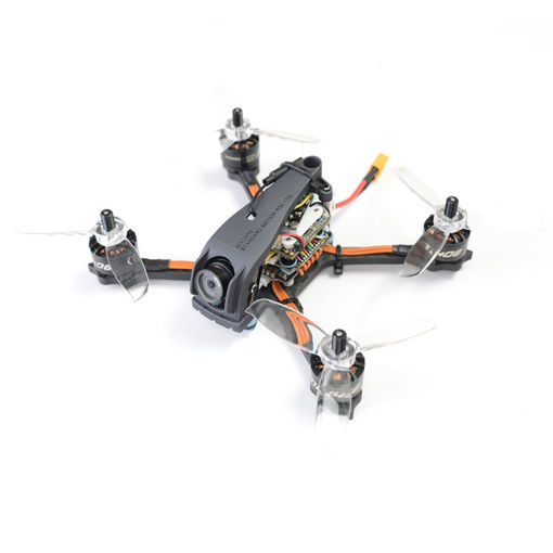 Picture of Diatone 2019 GT R349 HD MK2 Edition 135mm 3 Inch 4S FPV Racing RC Drone PNP F4 25A CADDX Turtle V2 TX200 VTX