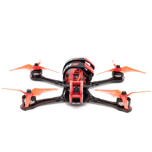 Picture of Emax Buzz 245mm F4 1700KV 6S / 2400KV 4S Freestyle FPV Racing Drone BNF PNP w/ Caddx Micro S1 CCD Camera