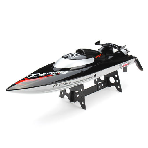 Picture of FT012 Upgraded FT009 2.4G Brushless RC Racing Boat