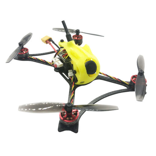 Picture of FullSpeed Toothpick F4 OSD 2-3S Whoop FPV Racing Drone PNP BNF w/ Caddx Micro F2 1200TVL Camera