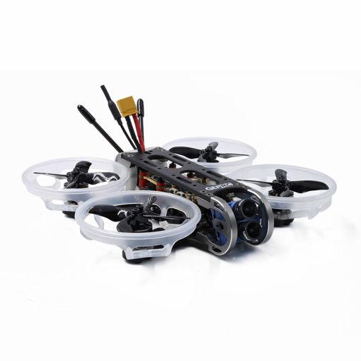 Picture of GEPRC CinePro 4K HD 3-4S FPV Racing Drone Basic Version PNP/BNF F405 FC Caddx Tarsier 4K 30A ESC 5.8G 48CH 0~500mW VTX
