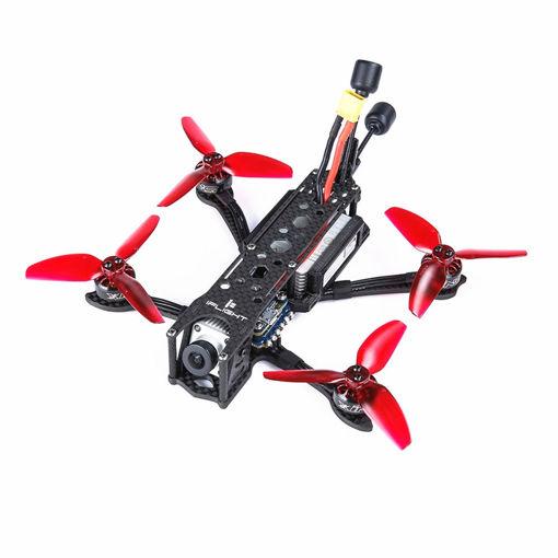 Picture of iFlight DC3 HD SucceX-D Mini F7 TwinG 3 Inch FPV Racing Drone PNP BNF w/ DJI Digital HD FPV System