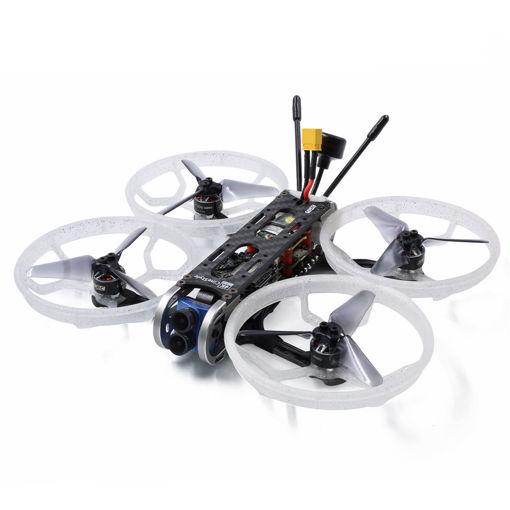 Picture of GEPRC CineQueen 4K 3inch Tarsier V2 CineWhoop 3~4S 5.8G 500mW VTX FPV Racing RC Drone