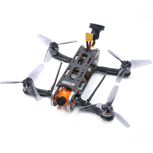 Picture of Geprc GEP-CX Cygnet 145mm 3 Inch RC FPV Racing Drone Stable F4 20A 48CH RunCam Split Mini 2 1080P HD