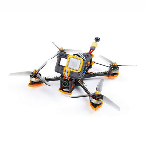 Picture of iFlight Cidora SL5 Advanced 6S Freestyle 5 Inch FPV Racing Drone PNP/BNF X2306 1700KV Motor SucceX F7 TwinG FC 25~1000mW VTX Caddx.us Ratel Cam